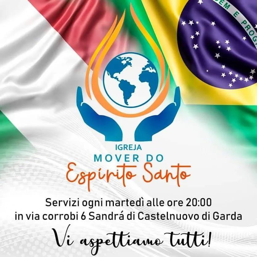Italia - Bem vindos à Igreja Brasileira