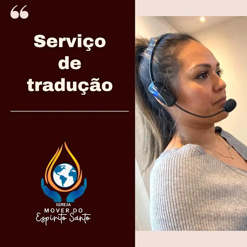Traducao - Bem vindos à Igreja Brasileira